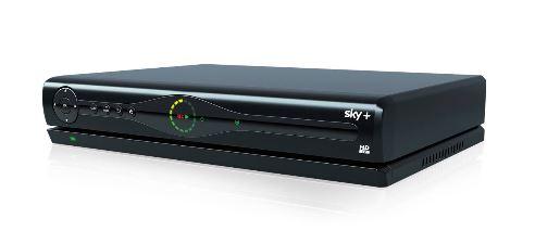 Sky HD Festplattenreceiver