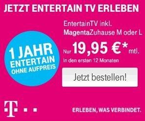 Sky über Telekom Entertain