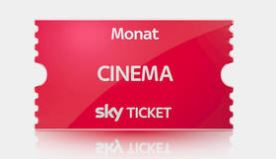 Sky Cinema Ticket