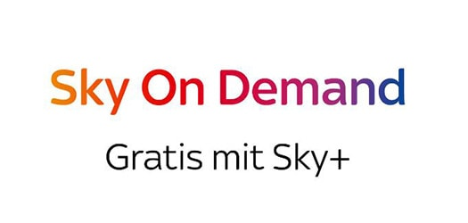 Sky on Demand - Gratis mit Sky+