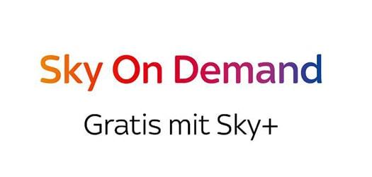 Sky on Demand - Gratis mit Sky+