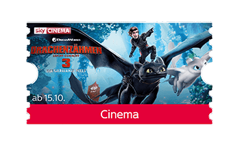 Sky Ticket Cinema Angebot
