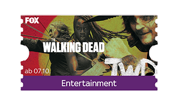 Sky Entertainment Ticket Angebot