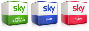 neue Sky Paketkombinationen verhandeln