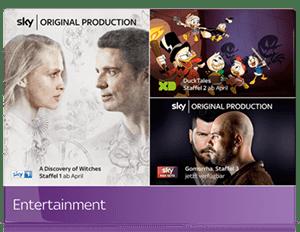 Sky Angebot Filme & Serien
