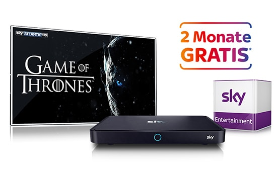 Game of Thrones Special Angebot - Sky bis Ende September gratis