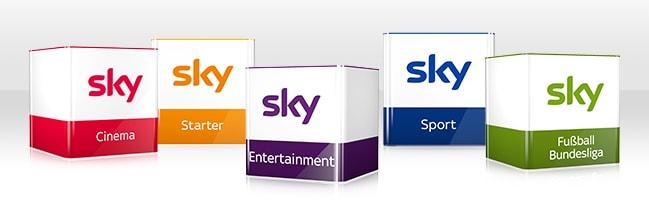 Sky Komplett-Angebot für 34,99 Euro