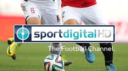 Sportdigital HD über Sky bestellen - so geht's