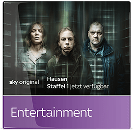 Sky Entertainment Paket