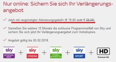 Sky Aktivierungsgebühr In 2019 Alle Fragen Infos Hier Direkt Erklärt