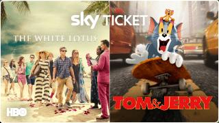 Sky Entertainment & Cinema Monatsticket