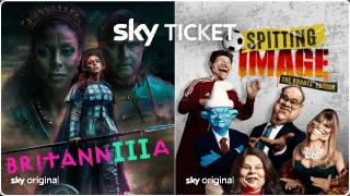 Sky Entertainment Monatsticket