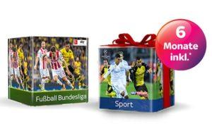 Fußball-Special: Jetzt 6 Monate das Sky Sport Paket gratis