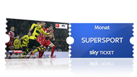 Sky Probeabo mit dem Supersport Ticket
