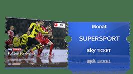 Sky Probeabo mit dem Supersport Ticket
