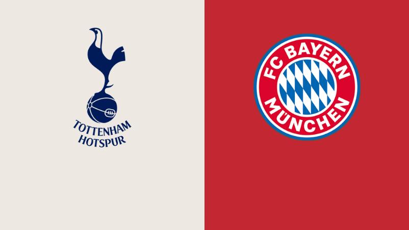 Tottenham Hotspur - Bayern München live im TV und Livestream