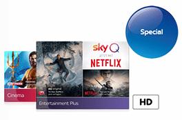 Sky Serien Special Sparangebot inkl. Preisgarantie