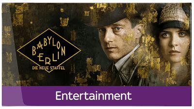 Sky Entertainment Monatsticket für nur 4,99 €