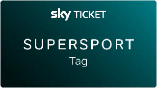 Sky Supersport Ticket für 14,99 € pro Tag