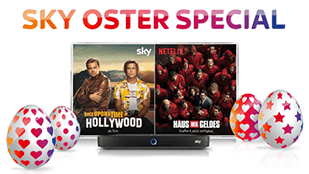 Sky Oster-Special Angebot