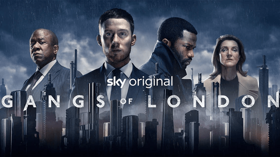 Gangs of London: Start, Folgen, Handlung & Sendetermine