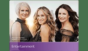 Sky Entertainment Angebot