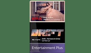 Sky Entertainment Plus Angebot