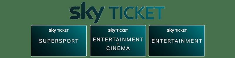 Sky ohne Abo - Mit Sky Ticket