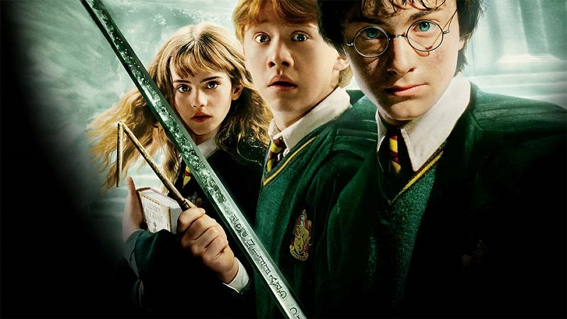 """Alle Harry Potter Filme auf dem Pop-up-Channel """"Sky Cinema Harry Potter HD"""""""