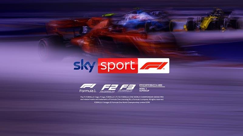 Sky Sport F1: Der neue Sender für Motorsport-Fans