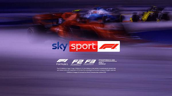 Alle Formel 1 Rennen werden in 2021 live und exklusiv bei Sky
