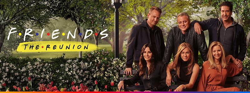 Friends: The Reunion ab 27.5. exklusiv bei Sky