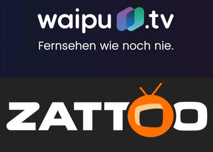 Zattoo oder waipu.tv: Welcher TV-Streaming-Anbieter lohnt sich mehr?